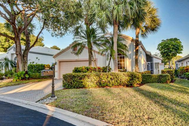 11750 Ripple Road, Boynton Beach, FL 33437 (MLS #RX-10677654) :: Miami Villa Group