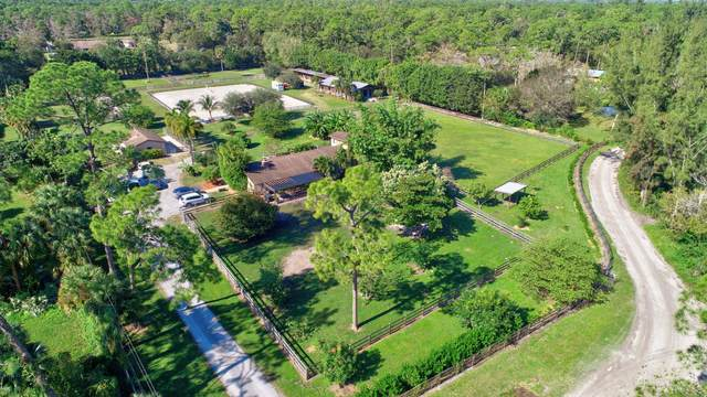 851 Hyde Park Road, Loxahatchee Groves, FL 33470 (MLS #RX-10677716) :: Laurie Finkelstein Reader Team