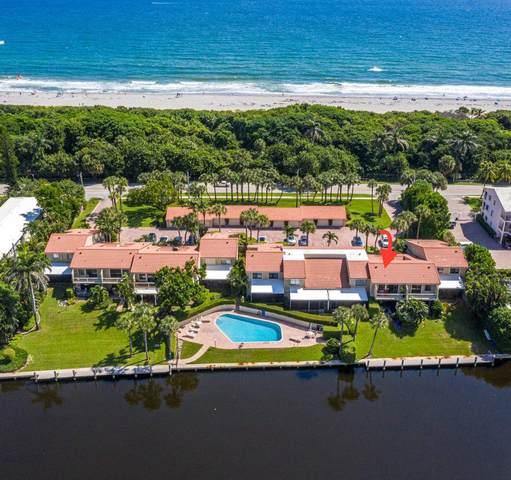 6550 N Ocean Boulevard #3, Ocean Ridge, FL 33435 (MLS #RX-10677760) :: Castelli Real Estate Services