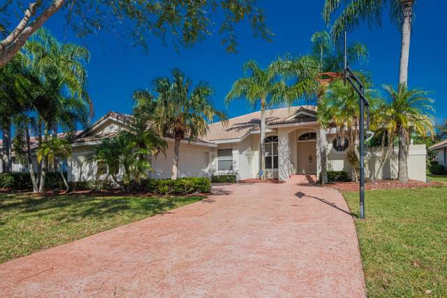 10345 NW 51 Street, Coral Springs, FL 33076 (MLS #RX-10677847) :: THE BANNON GROUP at RE/MAX CONSULTANTS REALTY I