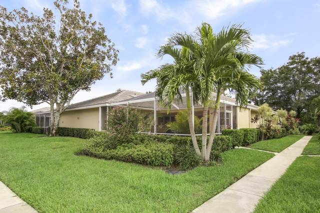 1258 NW Sun Terrace Circle 20D, Port Saint Lucie, FL 34986 (MLS #RX-10677889) :: Laurie Finkelstein Reader Team