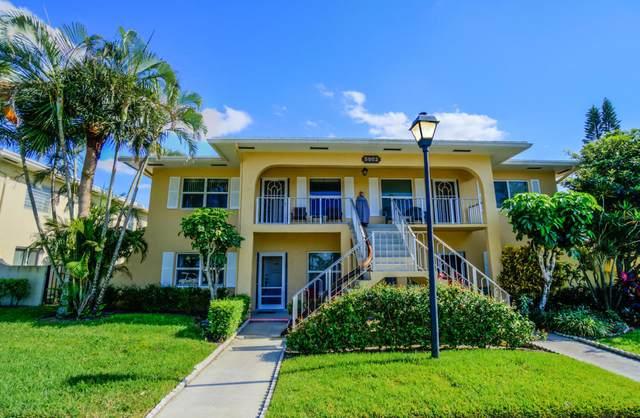 5902 Via Delray A, Delray Beach, FL 33484 (MLS #RX-10677915) :: Berkshire Hathaway HomeServices EWM Realty