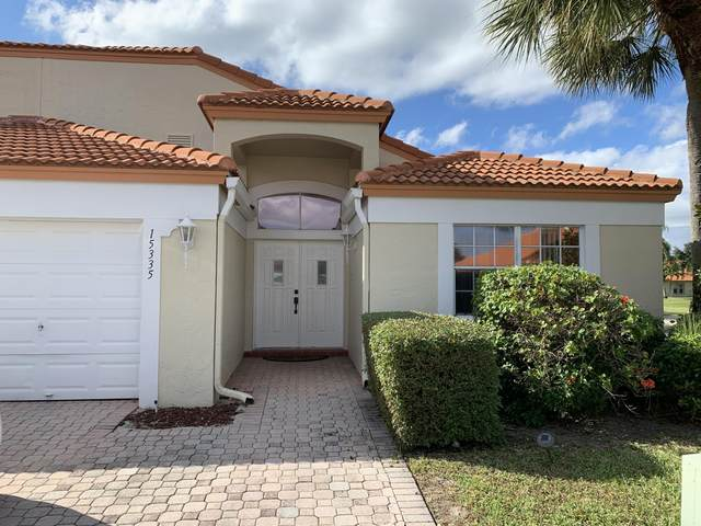 15335 Summer Lake Drive, Delray Beach, FL 33446 (MLS #RX-10677977) :: THE BANNON GROUP at RE/MAX CONSULTANTS REALTY I