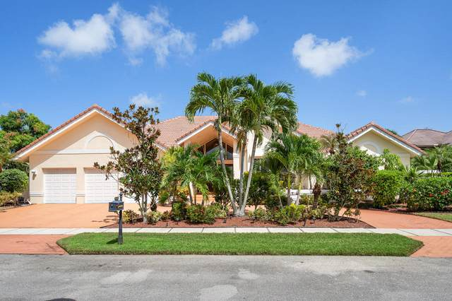 4870 Regency Court, Boca Raton, FL 33434 (MLS #RX-10678008) :: THE BANNON GROUP at RE/MAX CONSULTANTS REALTY I