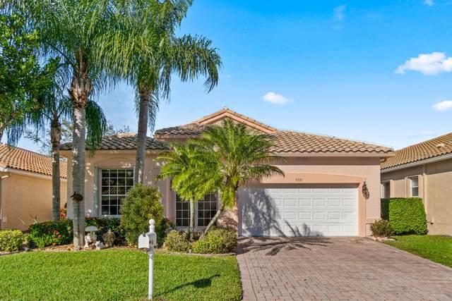 5351 Wycombe Avenue, Boynton Beach, FL 33437 (MLS #RX-10678010) :: Miami Villa Group