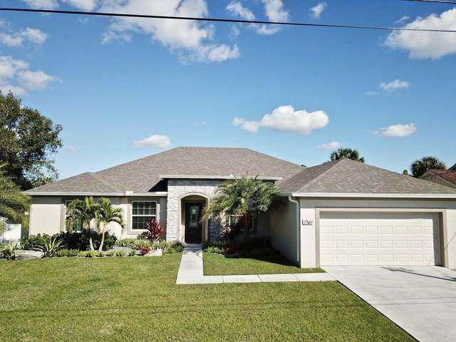 2561 SW Galiano Road, Port Saint Lucie, FL 34987 (MLS #RX-10678035) :: Laurie Finkelstein Reader Team