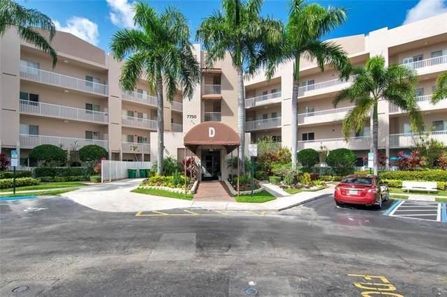 7755 Yardley Drive #413, Tamarac, FL 33321 (#RX-10678036) :: Baron Real Estate