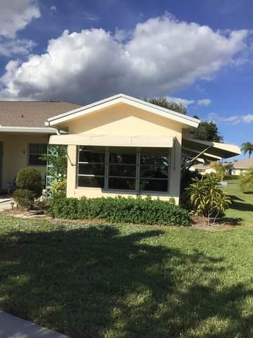 5424 Lakefront Boulevard D, Delray Beach, FL 33484 (#RX-10678074) :: The Rizzuto Woodman Team