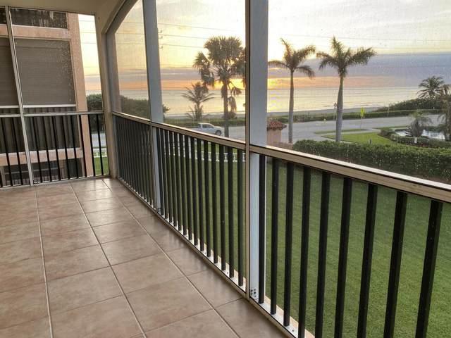 2871 N Ocean Boulevard C305, Boca Raton, FL 33431 (#RX-10678103) :: The Power of 2 | Century 21 Tenace Realty