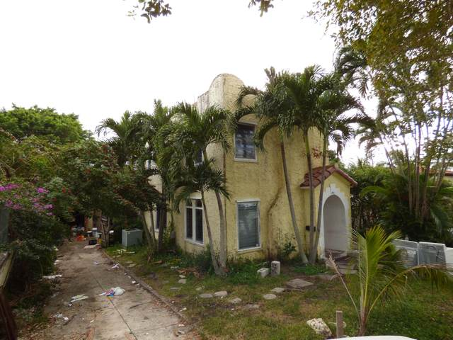910 34th Street, West Palm Beach, FL 33407 (MLS #RX-10678137) :: Miami Villa Group