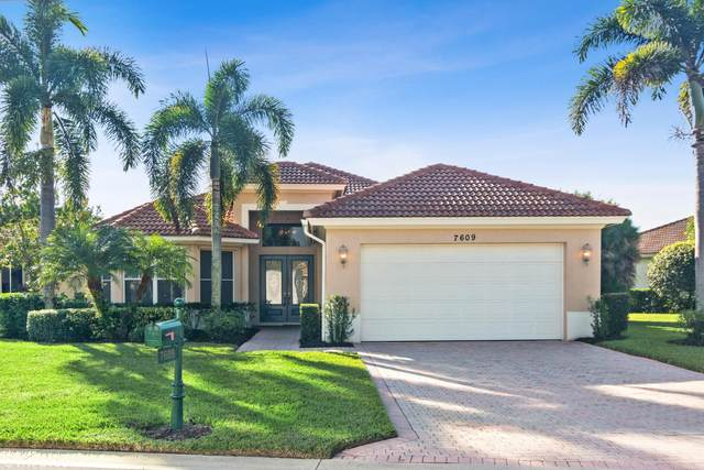 7609 Greenbrier Circle, Port Saint Lucie, FL 34986 (MLS #RX-10678138) :: THE BANNON GROUP at RE/MAX CONSULTANTS REALTY I