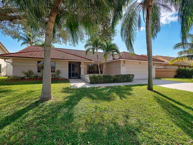 6004 Sunberry Circle, Boynton Beach, FL 33437 (MLS #RX-10678139) :: Miami Villa Group