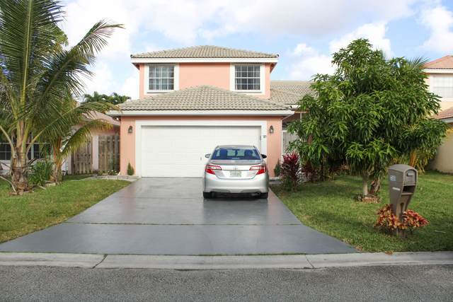7385 Michigan Isle Road, Lake Worth, FL 33467 (MLS #RX-10678154) :: THE BANNON GROUP at RE/MAX CONSULTANTS REALTY I