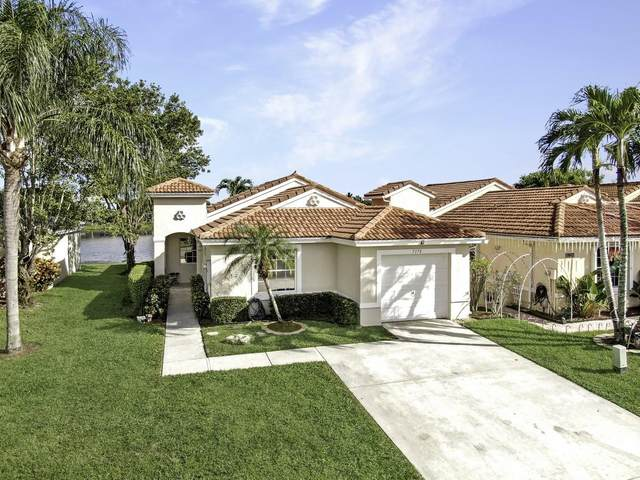 7170 Burgess Drive, Lake Worth, FL 33467 (MLS #RX-10678224) :: THE BANNON GROUP at RE/MAX CONSULTANTS REALTY I