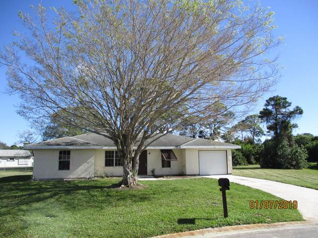 1398 SE Larose Court, Port Saint Lucie, FL 34952 (MLS #RX-10678245) :: Miami Villa Group