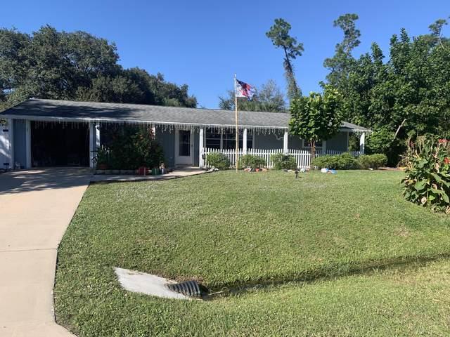 541 Concha Drive, Sebastian, FL 32958 (MLS #RX-10678269) :: Laurie Finkelstein Reader Team