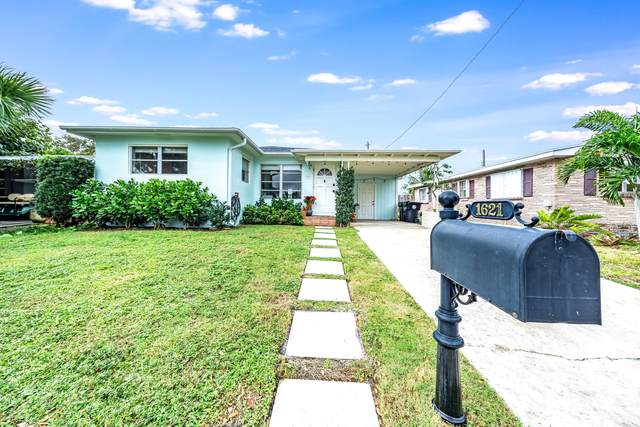 1621 N K Street, Lake Worth Beach, FL 33460 (#RX-10678291) :: Realty One Group ENGAGE