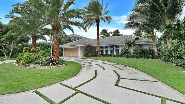 11 Tradewinds Circle, Tequesta, FL 33469 (MLS #RX-10678305) :: THE BANNON GROUP at RE/MAX CONSULTANTS REALTY I