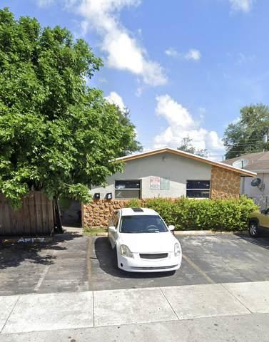 2707 NW 13th Street 1-2, Fort Lauderdale, FL 33311 (MLS #RX-10678320) :: Miami Villa Group
