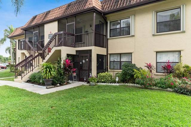 7233 Golf Colony Court #203, Lake Worth, FL 33467 (#RX-10678325) :: Signature International Real Estate