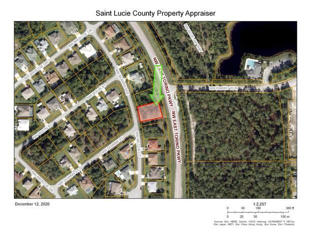 5463 NW Norris Avenue, Port Saint Lucie, FL 34986 (MLS #RX-10678357) :: Miami Villa Group