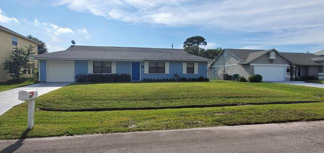 1218 SW Fletcher Lane, Port Saint Lucie, FL 34953 (MLS #RX-10678358) :: Miami Villa Group