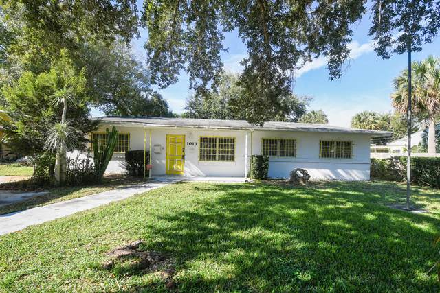 1013 S 12th Street, Fort Pierce, FL 34950 (MLS #RX-10678403) :: THE BANNON GROUP at RE/MAX CONSULTANTS REALTY I