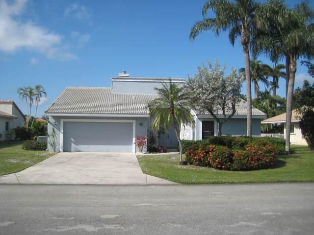 6987 NW 3rd Avenue, Boca Raton, FL 33487 (MLS #RX-10678483) :: Laurie Finkelstein Reader Team