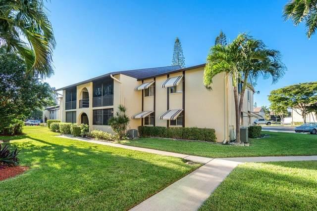 313 Pine Ridge Circle B-1, Greenacres, FL 33463 (#RX-10678491) :: Baron Real Estate