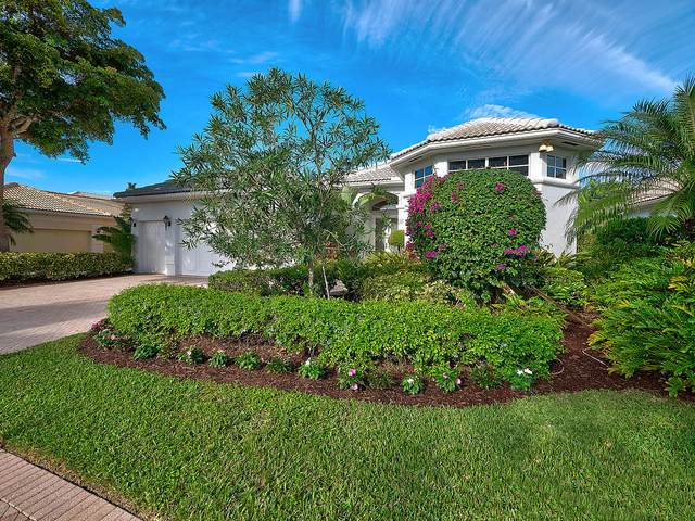 121 Banyan Isle Drive, Palm Beach Gardens, FL 33418 (MLS #RX-10678502) :: THE BANNON GROUP at RE/MAX CONSULTANTS REALTY I