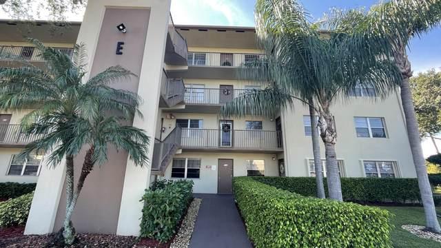 300 SW 134th Way E214, Pembroke Pines, FL 33027 (MLS #RX-10678576) :: Berkshire Hathaway HomeServices EWM Realty