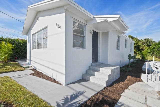 824 Dr Martin Luther King Jr Boulevard, West Palm Beach, FL 33404 (MLS #RX-10678603) :: THE BANNON GROUP at RE/MAX CONSULTANTS REALTY I