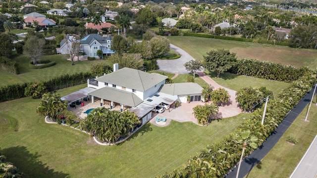 2005 Greenbriar Boulevard, Wellington, FL 33414 (#RX-10678607) :: Michael Kaufman Real Estate