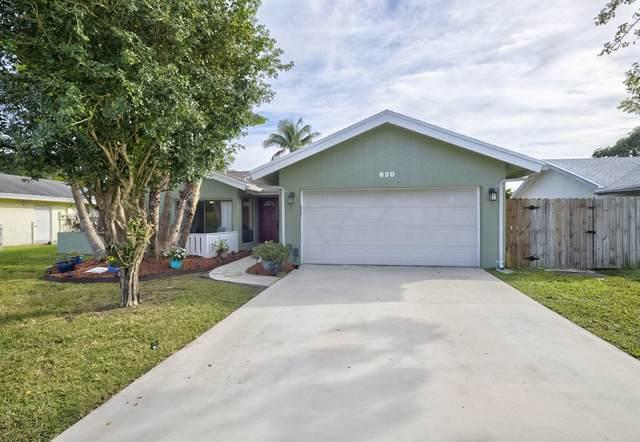 630 NW 49th Avenue, Coconut Creek, FL 33063 (MLS #RX-10678660) :: Miami Villa Group
