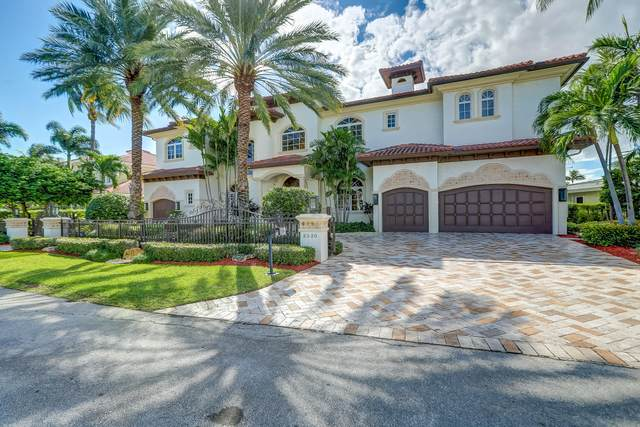2520 NE 31 Court, Lighthouse Point, FL 33064 (MLS #RX-10678678) :: THE BANNON GROUP at RE/MAX CONSULTANTS REALTY I