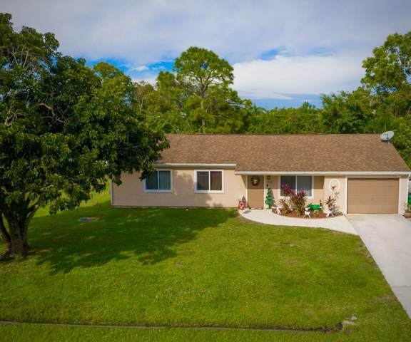 365 NW Fairfax Avenue, Port Saint Lucie, FL 34983 (MLS #RX-10678707) :: THE BANNON GROUP at RE/MAX CONSULTANTS REALTY I