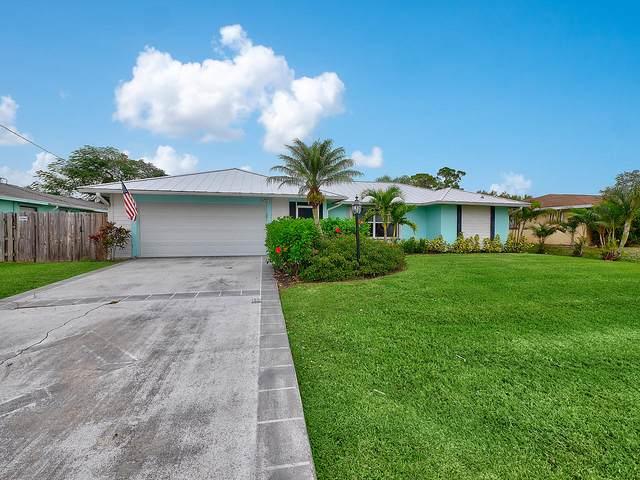 673 SE Crescent Avenue, Port Saint Lucie, FL 34984 (MLS #RX-10678718) :: Laurie Finkelstein Reader Team