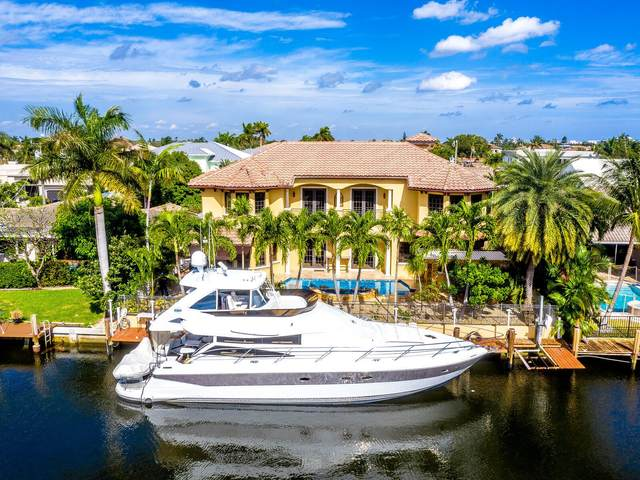 2340 NE 47th Street, Lighthouse Point, FL 33064 (MLS #RX-10678731) :: THE BANNON GROUP at RE/MAX CONSULTANTS REALTY I