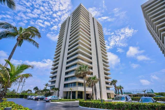 5550 N Ocean Drive 5A, Singer Island, FL 33404 (#RX-10678735) :: Posh Properties