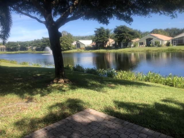 10108 Diamond Lake Road, Boynton Beach, FL 33437 (#RX-10678770) :: Posh Properties