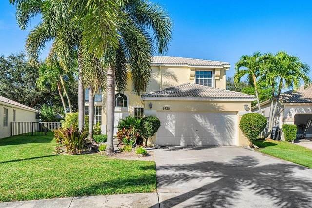 6725 Ashburn Road, Lake Worth, FL 33467 (MLS #RX-10678773) :: THE BANNON GROUP at RE/MAX CONSULTANTS REALTY I