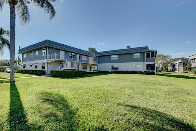 288 Flanders F, Delray Beach, FL 33484 (#RX-10678787) :: Ryan Jennings Group