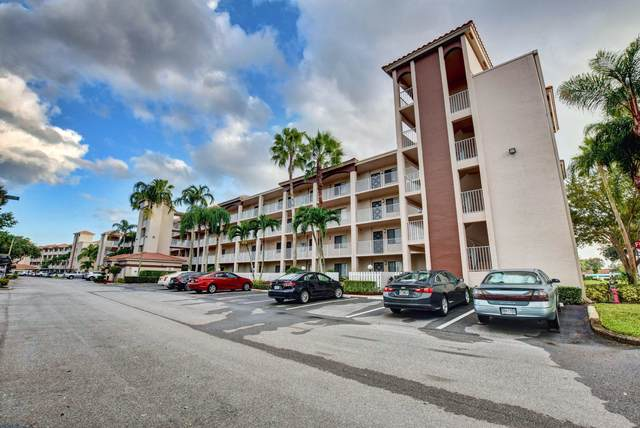 6037 Pointe Regal Circle #407, Delray Beach, FL 33484 (#RX-10678818) :: Realty One Group ENGAGE