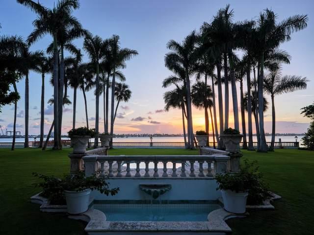 174 Via Del Lago, Palm Beach, FL 33480 (MLS #RX-10678830) :: Laurie Finkelstein Reader Team