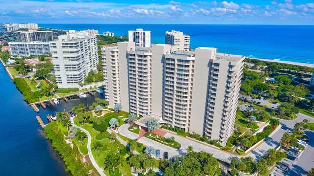 4101 N Ocean Boulevard #209, Boca Raton, FL 33431 (#RX-10678861) :: Signature International Real Estate
