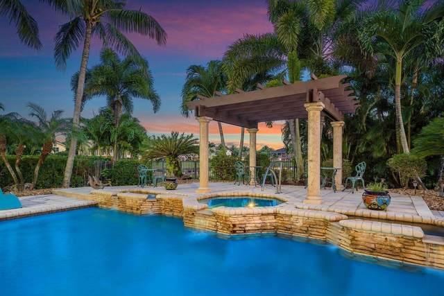11246 Misty Ridge Way, Boynton Beach, FL 33473 (MLS #RX-10678886) :: Laurie Finkelstein Reader Team