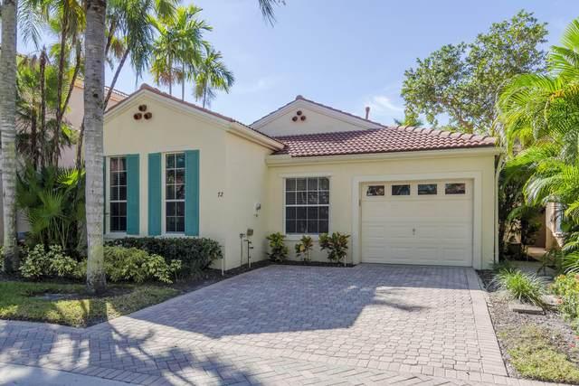 72 Via Verona, Palm Beach Gardens, FL 33418 (MLS #RX-10678890) :: Miami Villa Group
