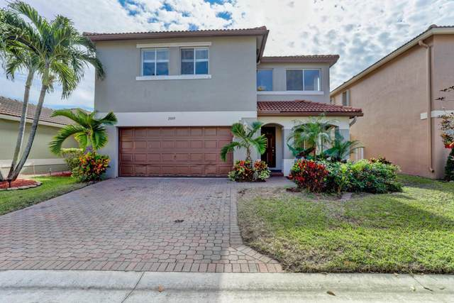 2009 Little Torch Street, Riviera Beach, FL 33407 (MLS #RX-10678900) :: Miami Villa Group