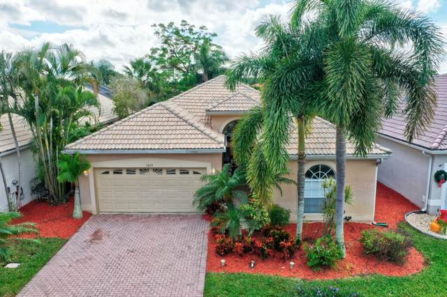 1620 SE Ballantrae Boulevard, Port Saint Lucie, FL 34952 (#RX-10678912) :: The Rizzuto Woodman Team