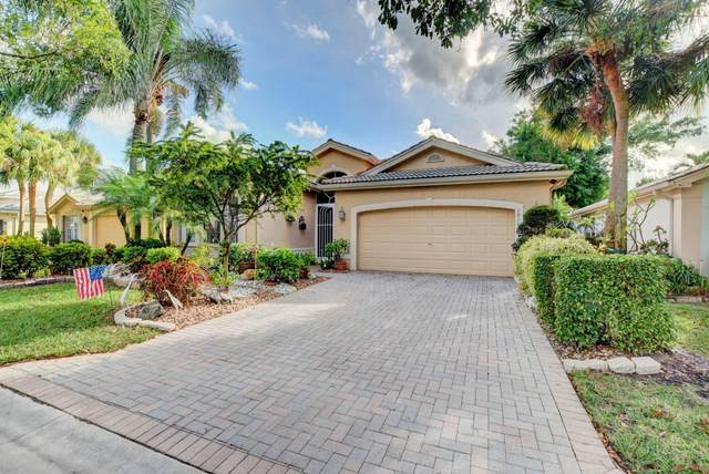 7816 San Isidro Street, Boynton Beach, FL 33437 (MLS #RX-10678925) :: Miami Villa Group